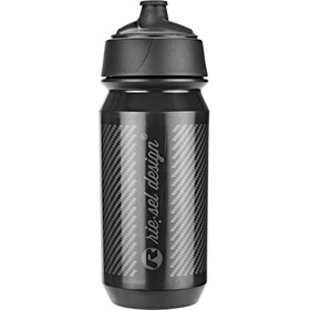 Riesel Design bot:tle 500ml, carbon | black